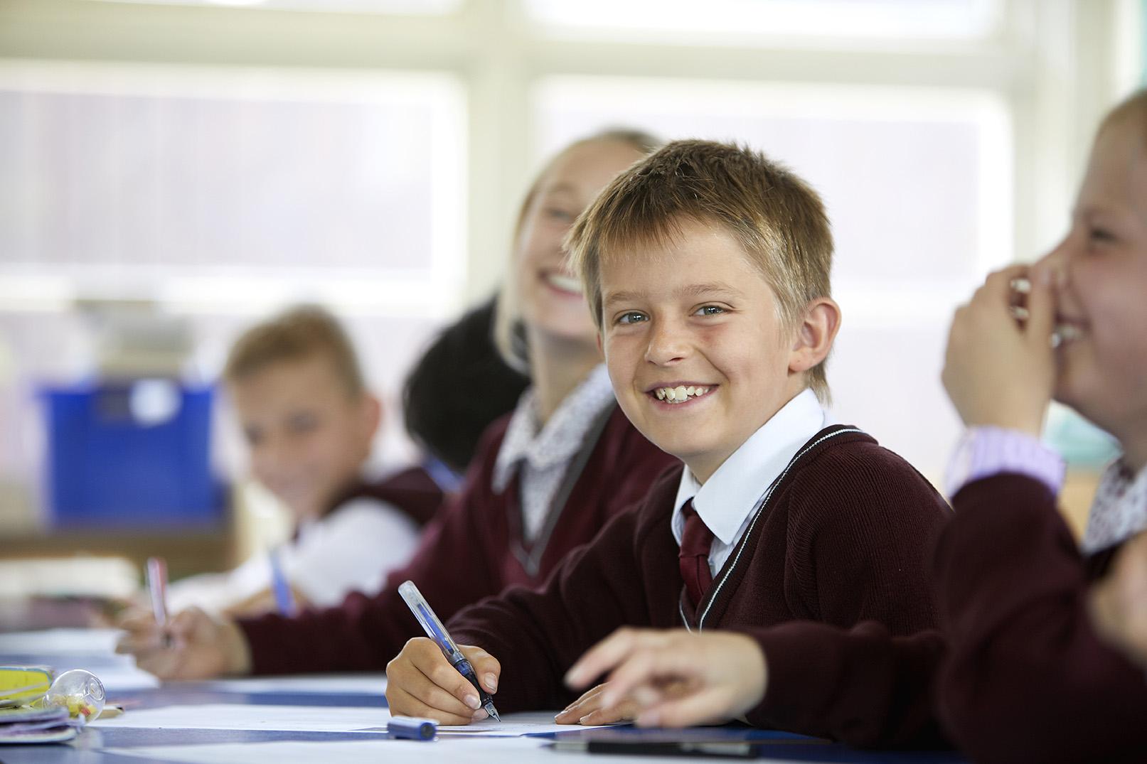 Starting At Tms Tockington Manor School